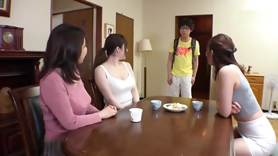 Asian youthful guy and crazy stepsisters - p2 - full adult.xfoxxx.com/P